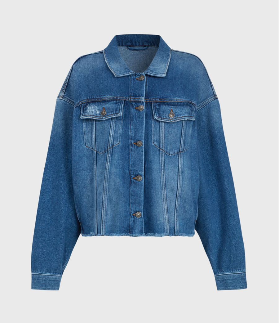 Shop the Piper Denim Jacket.