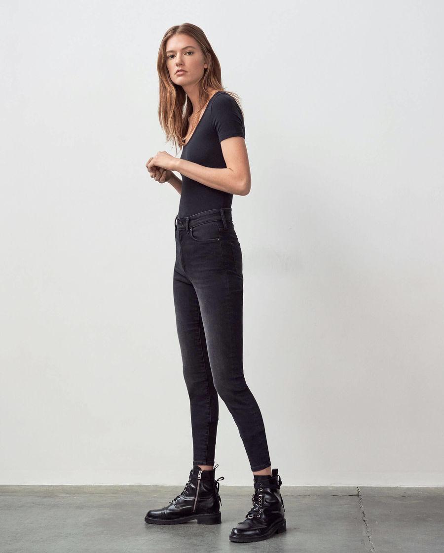 Découvrez nos jeans skinny à taille ultra haute Phoenix.